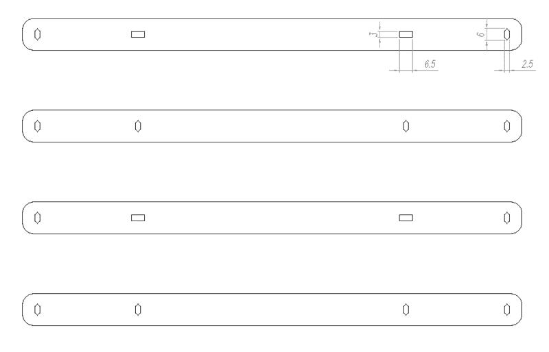 Typowe możliwości produkcyjne - 16mm