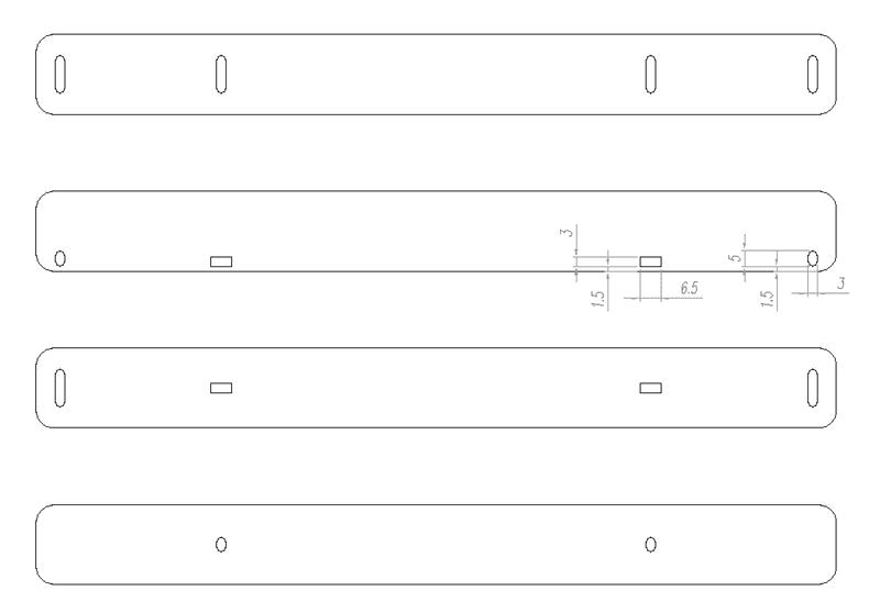 Typowe możliwości produkcyjne - 25mm